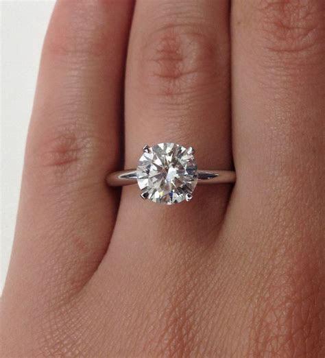 17 Best ideas about Plain Engagement Rings on Pinterest