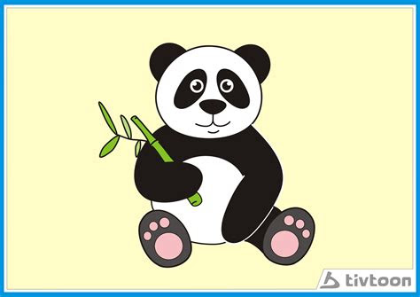 gambar wallpaper kartun panda gudang wallpaper