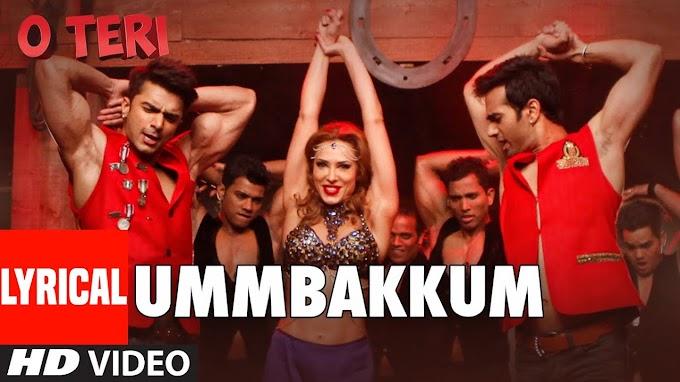 Ummbakkum Lyrics - Mika Singh | Gj Singh | LYRICSADVANCE