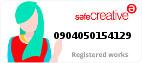 Safe Creative #0904050154129