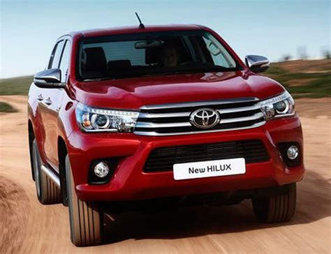 toyota hilux review  design trucks reviews