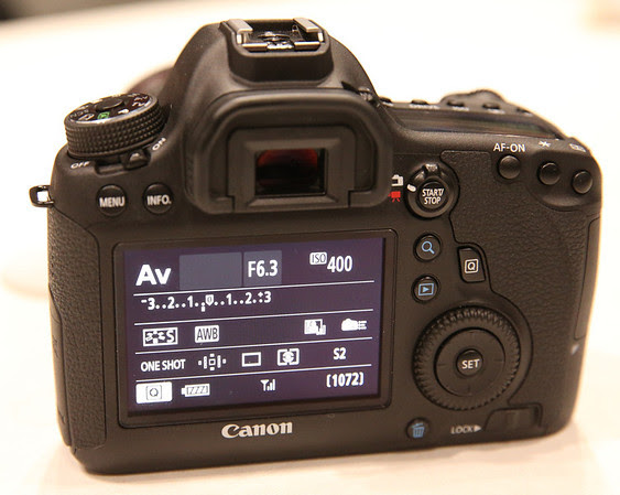 Canon 6D Preview