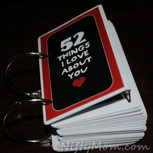 52 Things I Love About You Ideas Tips