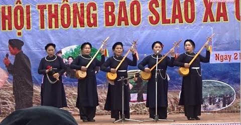 Những làn điều hát then Lạng Sơn hay nhất lễ hội Thồng Báo Slao Quốc Khánh