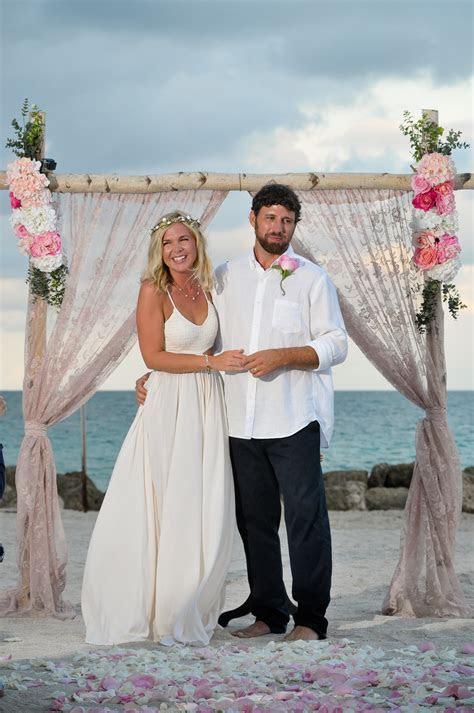 Miami Beach Wedding at Sunset!   Wedding Bells & Seashells