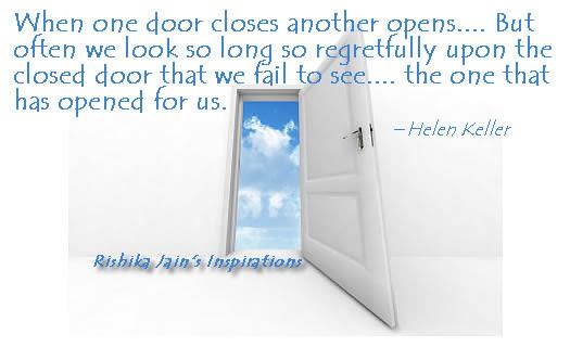 Helen Keller Quotes When One Door Closes Another Opens