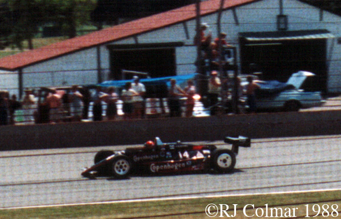 Lola Cosworth DFX T88 00