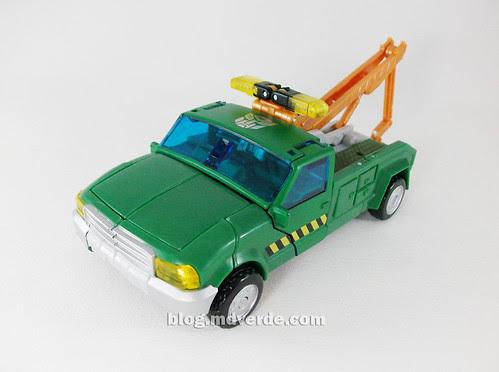 Transformers Hoist RotF Deluxe - modo alterno