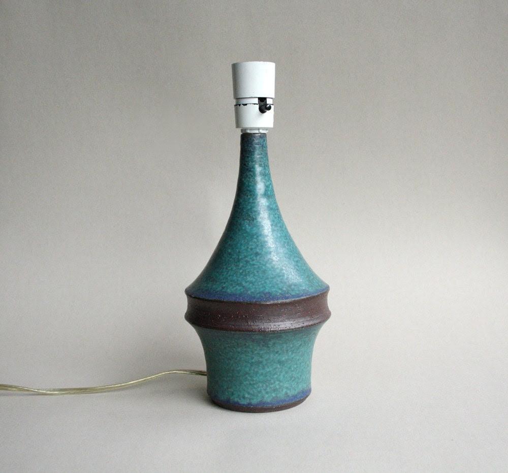 Mid Century Danish Lamp - Michael Andersen