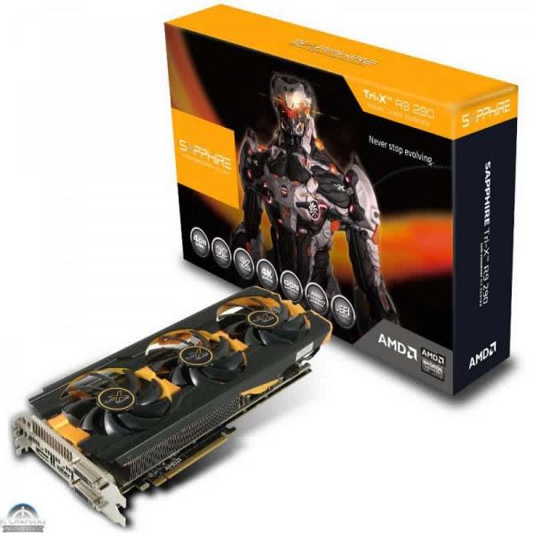 Sapphire Radeon R9 290 Tri-X OC (1)