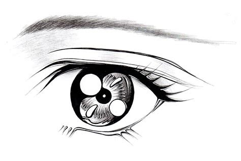 learn  intricacies    draw anime eyes bored art