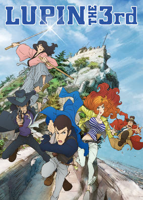 Lupin the Third Part 4 - Season 1