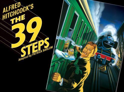 Os 39 Degraus, de Hitchcock, é um dos filmes em domínio público