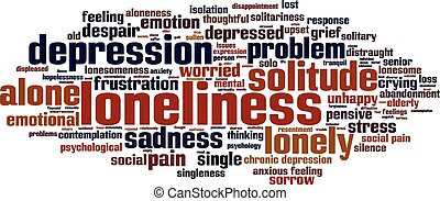 Loneliness Illustrations and Clip Art. 12,632 Loneliness ...