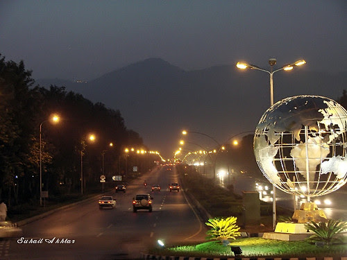 Constitution Ave. Islamabad.