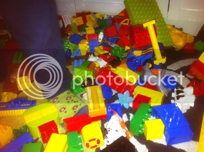 Lego-Chaos
