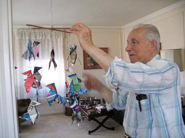 Harry Flamenbaum, Holocaust survivor, philanthropist