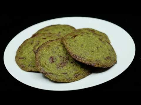 How To Make the BEST matcha chocolate chip cookies | 15 minutes cookies | Nikeei's Desserts