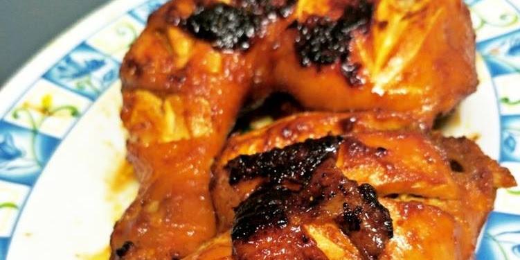 Resep Ayam Bakar Sederhana Oleh Mom Shakila