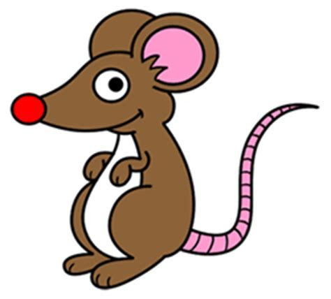 Draw a Cartoo Mouse