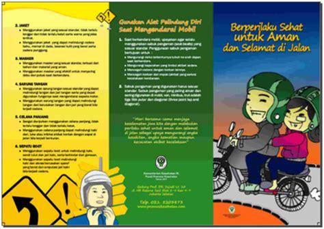 kumpulan poster kesehatan leaflet perilaku sehat  aman