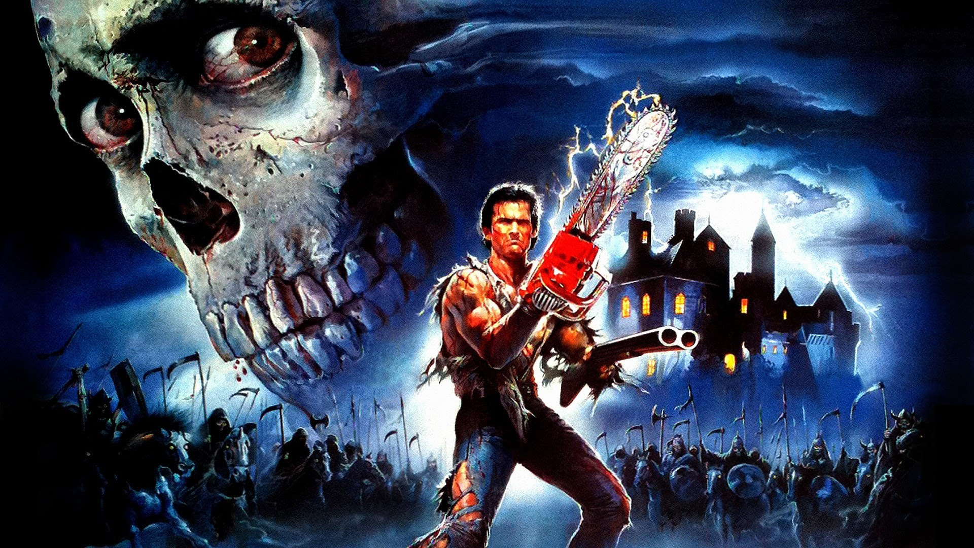 Army Of Darkness Wallpaper 59 Images