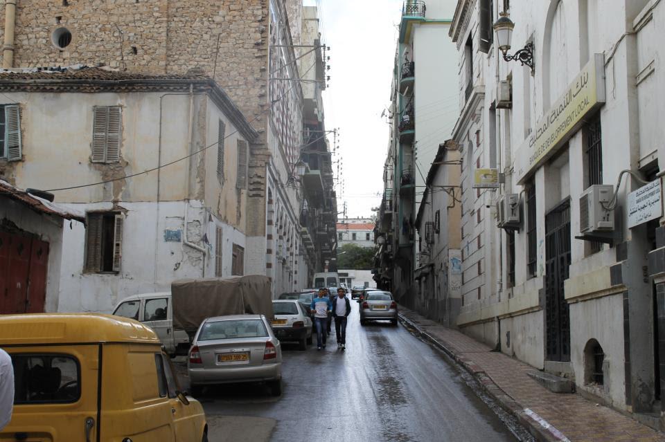 Rue Thiers Constantine