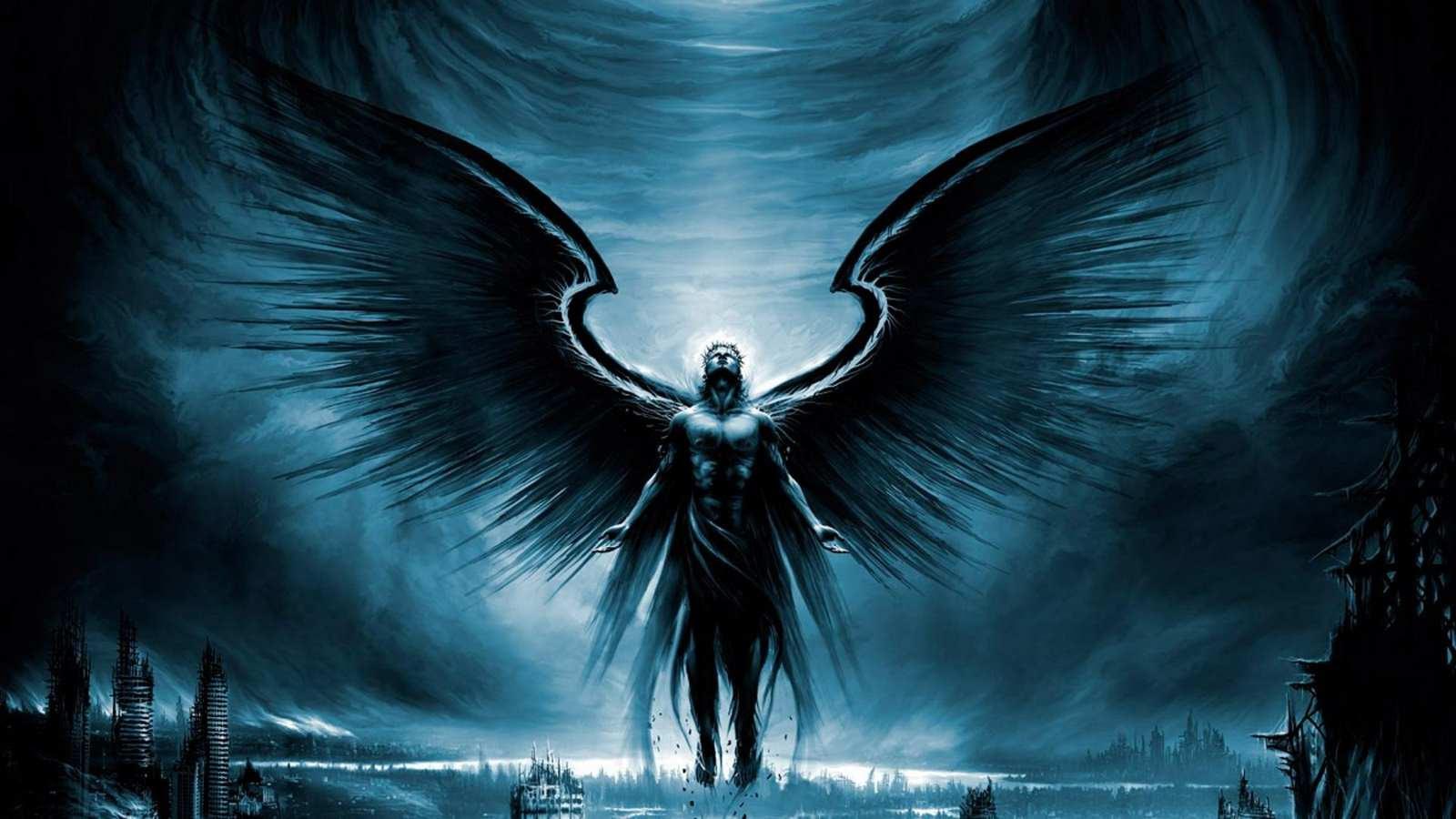 Eagle Man [1600x900]
