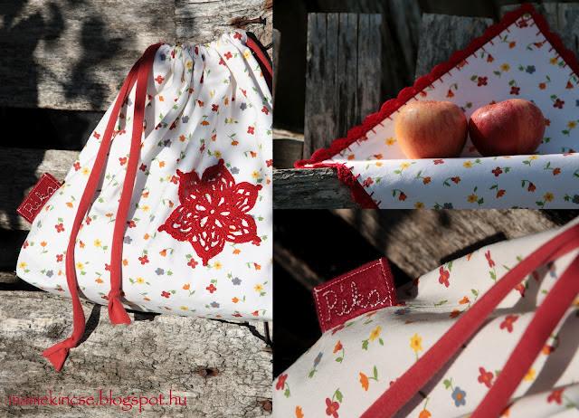 napkin and sack