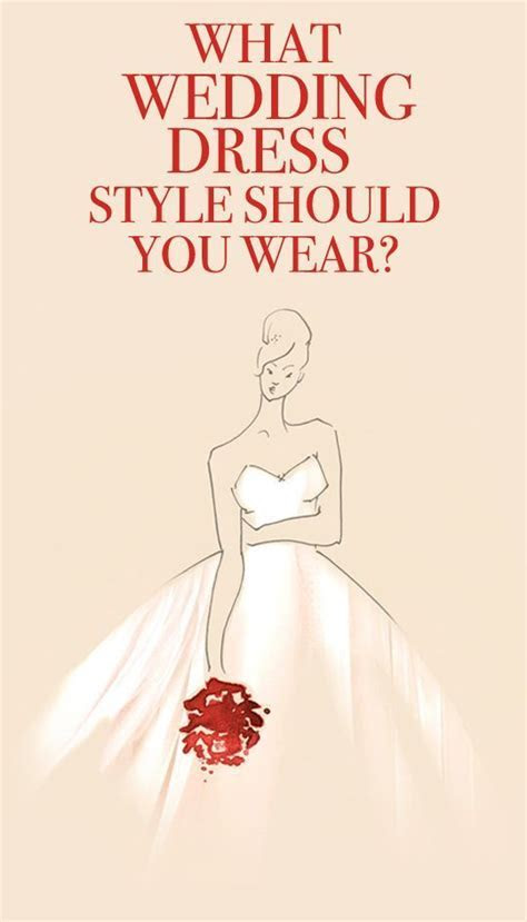 QUIZ: What Dress Style Should You Wear On Your Wedding Day
