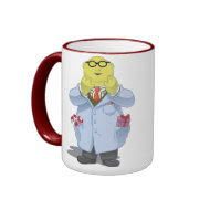Holiday Dr. Bunsen Honeudew Mugs