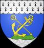 Blason ville fr Île-aux-Moines (Morbihan).svg
