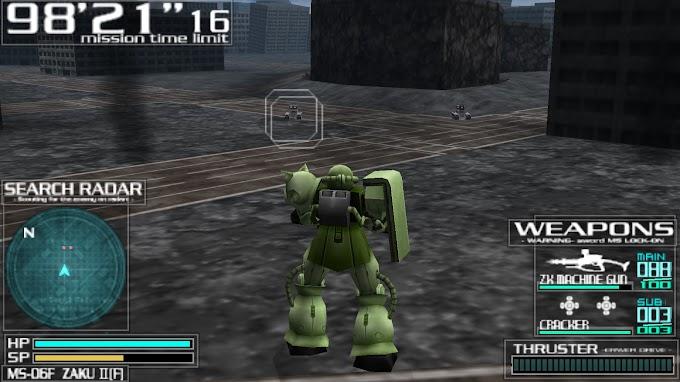Gundam Psp Games Iso