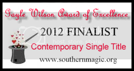 Contemporary Single Title Finalist