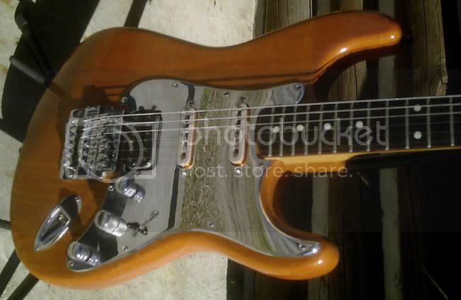 jbw stratocaster