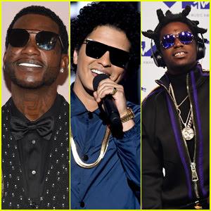 Gucci Mane Bruno Mars Kodak Black Wake Up In The Sky Stream