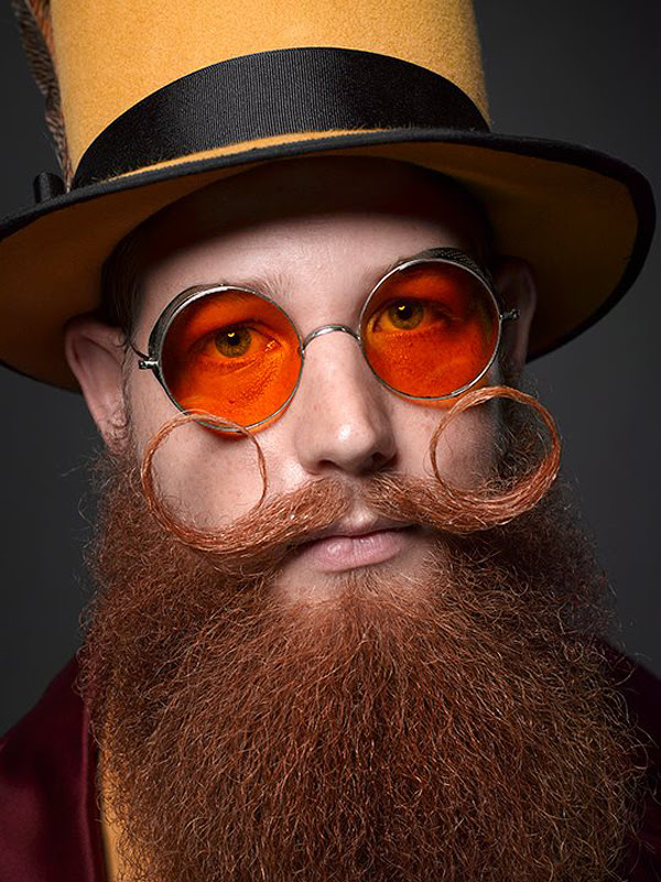 Annual National Beard and Mustache Championships 2013
