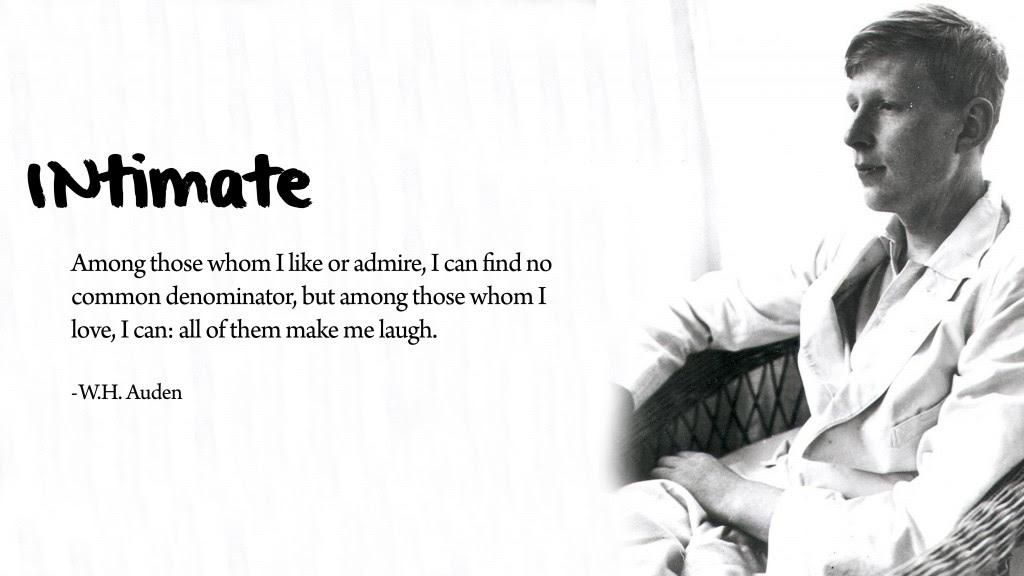 Quotes About Auden 49 Quotes