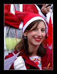 SANTACON PARIS 2010 - L'invasion des Pères Noel