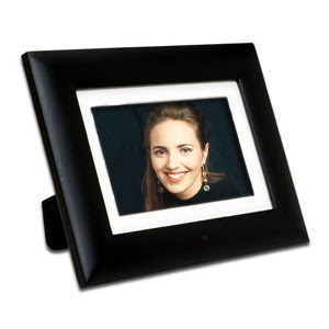 Smartparts Sp70d 7 Elegant Black Digital Picture Frame At