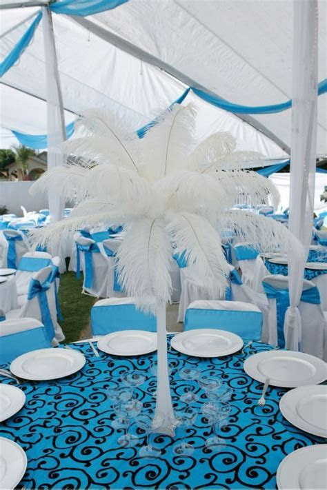 42 best images about Turquoise, Black, and White Wedding