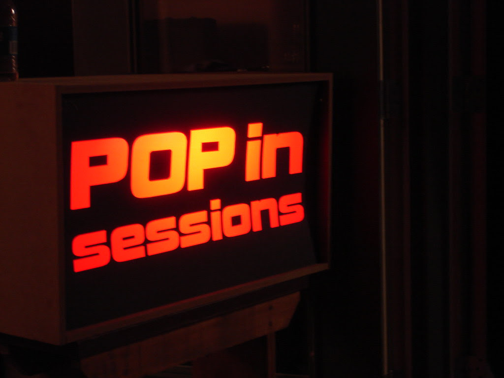 Pop In Session