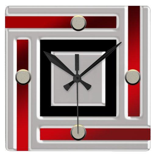 Contemporary Clocks, Contemporary Wall Clock Designs