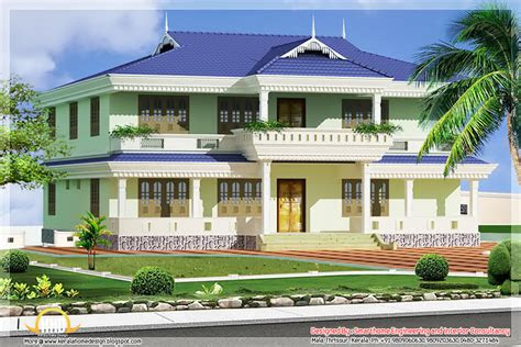 kerala style  budget home plans