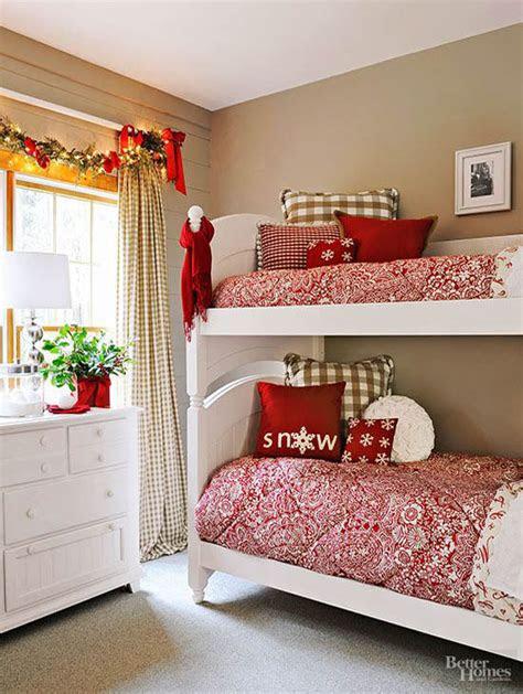 mesmerizing christmas bedroom decorating ideas