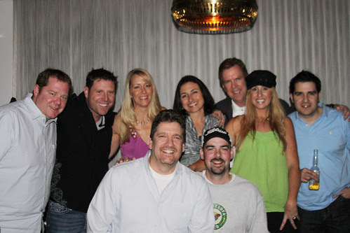 end of the night group shot!