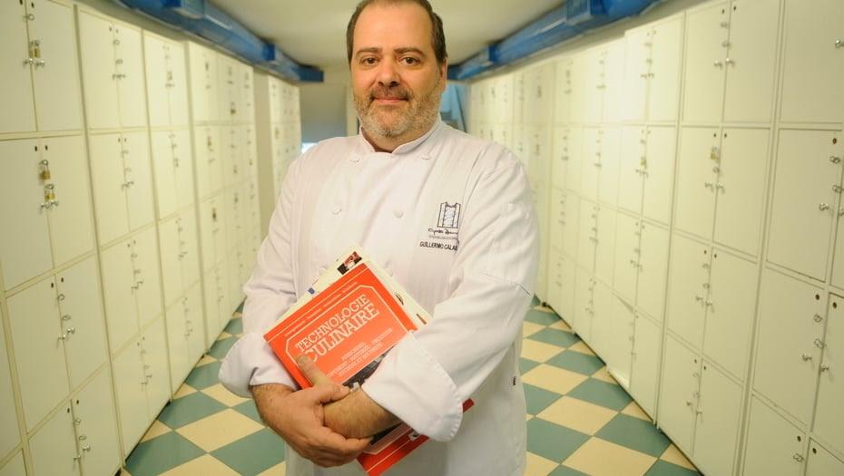 El enojo del cocinero Guillermo Calabrese por los precios para comer en Ezeiza