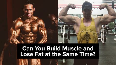 build muscle  lose fat    time biolayne