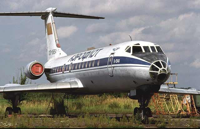 Tupolev 134