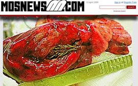 Foto: Reprodução/mosnews.com